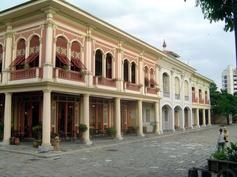 Parque histórico Guayaquil