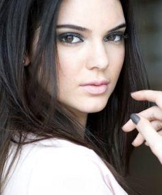 Kendall Jenner's Estée Lauder Campaign Look