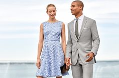 Sophisticated summer style for women and men