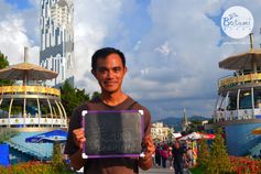 Thanks to Chung Li from China for sharing his love of Batumi :)