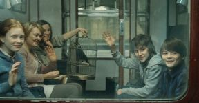 Harry Potter's Son Is Officially A Gryffindor, According To J.K. Rowling - pinterest: paolaalem