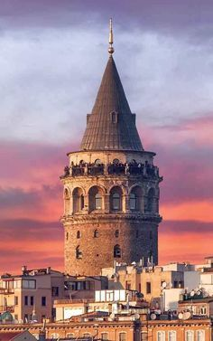22 Must See Places in Istanbul - Galata Tower, Istanbul