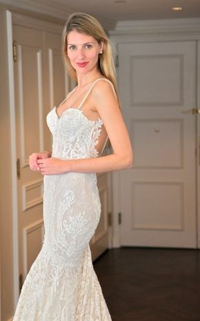 New BERTA collection coming soon. From the NY Bridal Fashion Week <3