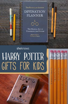 Got a Harry Potter fanatic on your shopping list? Some really fantastic gift ideas for little Muggles!