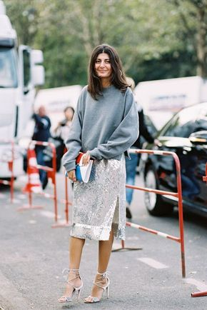 Paris Fashion Week SS 2016....Giovanna (Vanessa Jackman) - Street Style