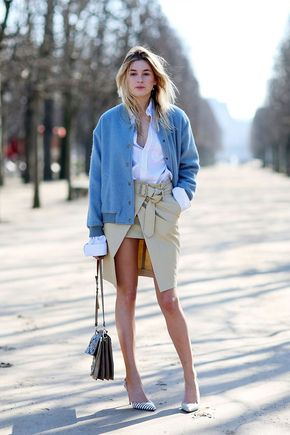 Tuesday Ten: April Style Ideas - Street Style