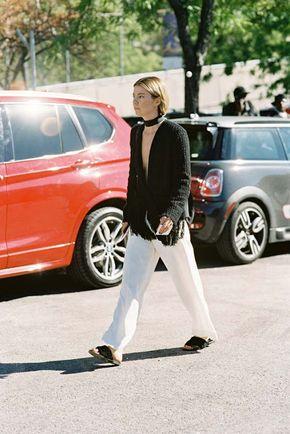 New York Fashion Week SS 2016 (Vanessa Jackman) - New York Fashion Week SS 2016