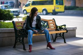 The Best Street Style From Tbilisi Fashion Week - The Best Street Style From Tbilisi Fashion Week