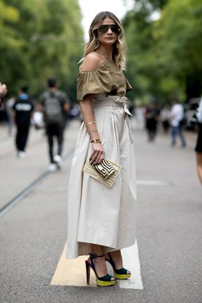 Day 2 - The Street Style at Milan Fashion Week May Be the Best Yet Day 2