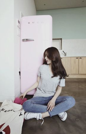 korean ulzzang fashion...  This is exactly what I want to wear everyday.