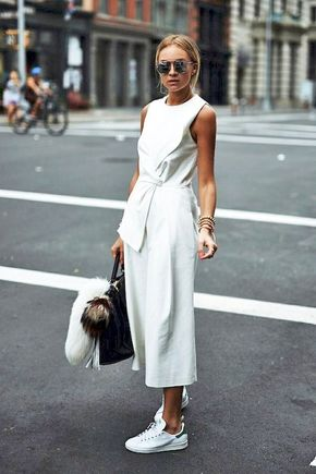 How To Wear A Culotte Jumpsuit Like A Fashion Blogger (Le Fashion) - @andwhatelse