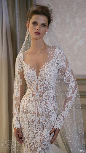 Berta Fall 2016 Wedding Dresses — Bridal Photo Shoot - Berta Fall 2016 Wedding Dresses — Bridal Photo Shoot | Wedding Inspirasi