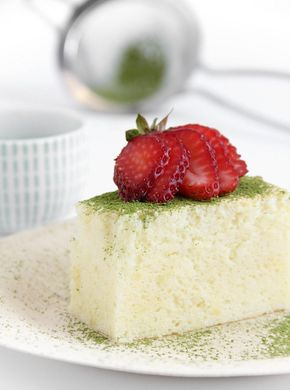 In Dreams: Cotton Soft Japanese Cheesecake - Cotton Soft Japanese Cheesecake