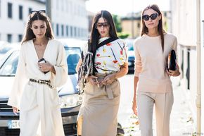 Milan Fashion Week #StreetStyle Spring 2016