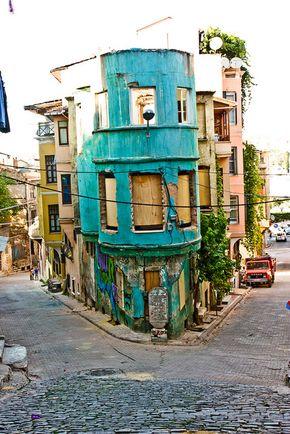 Istanbul streets , Turkey