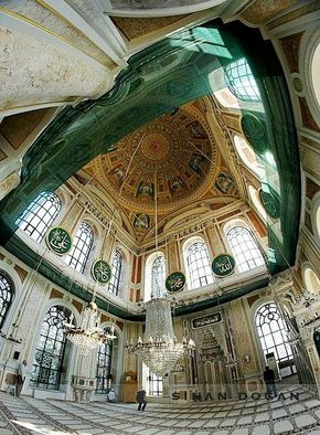 Ortakoy Mosque - Turkey
