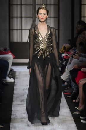 The Best Gowns From Paris Couture Week - Schiaparelli Haute Couture Fall 2015/2016. See all the best looks from Paris.