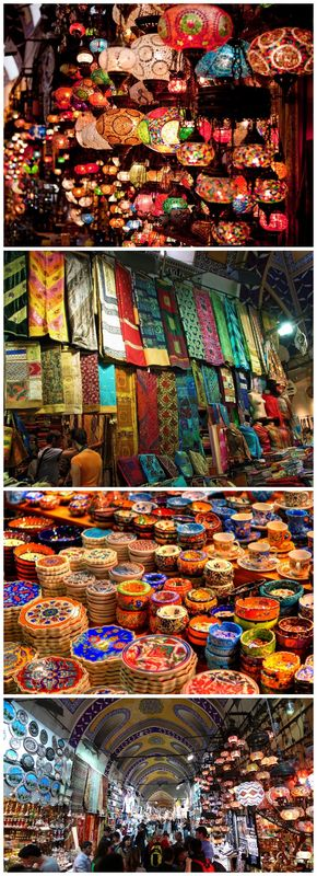 22 Must See Places in Istanbul - Grand Bazaar, Istanbul
