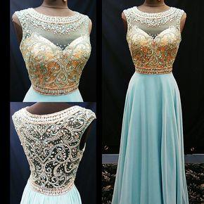 Prom Dresses,Evening Dress,cheap Pr - Prom Dresses,Evening Dress,cheap prom dress, long blue Prom