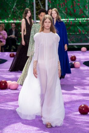 The Best Gowns From Paris Couture Week - Dior Haute Couture Fall 2015/2016. See all the best looks from Paris.