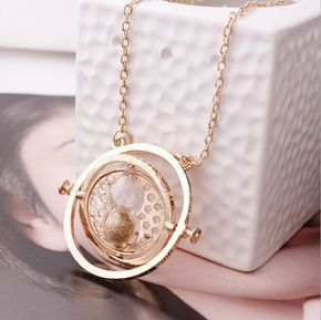 Time Turner Necklace – Inspired By Harry Potter - Time Turner Necklace - Inspired By Harry Potter