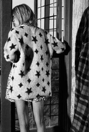 Saint Laurent - Cara Delevingne - star jacket