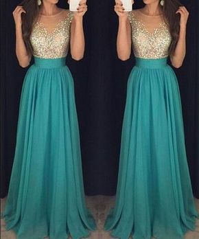 2016 Pretty Long High Low Chiffon B - A GORGEOUS prom dress from luulla for just $180 even if your not going to prom and still want this dress it's great for a dressed up party or dinner: