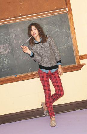 Fire Sweater & Jeans #Nordstrom #BPNordstrom