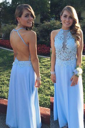 Spaghetti Straps A-Line Prom Dresse - Spaghetti Straps A-Line Prom Dresses,Long Prom Dresses,Cheap Prom Dresses, Evening Dress Prom Gowns, Formal Women Dress,Prom Dress