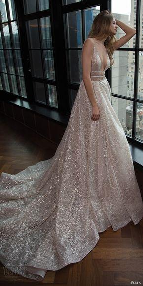 Berta Bridal Fall 2016 Wedding Dresses — Campaign Lookbook - Berta