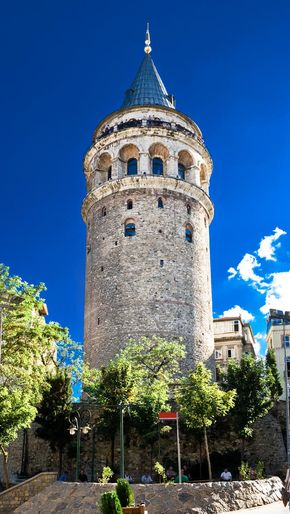 Turkish Airlines on - Galata Tower, Istanbul