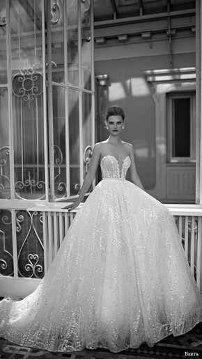 Berta Fall 2016 Wedding Dresses — Bridal Photo Shoot - Berta