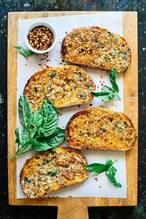OMG Garlic Bread - OMG Garlic Bread