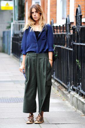 London Fashion Week SS17 Street Style: Day 2 - London Fashion Week SS17 Street Style: Day 2