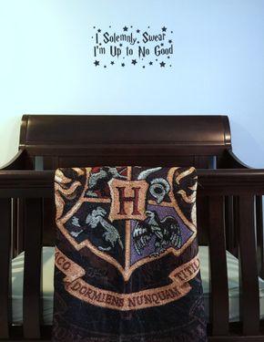 A Harry Potter Nursery