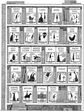 An Alphabet of Books… - A Bookish Alphabet