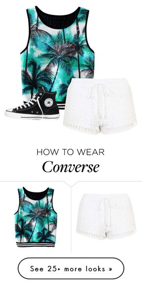 """""""Casual !"""" by maryyyyyyyyyyy on Polyvore featuring Topshop and Converse"""