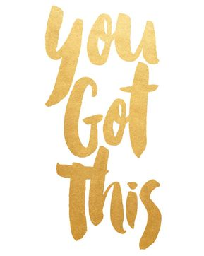 Printable Art, Inspirational Print , You Got This, Typography Quote, Home Decor, Motivational Poster, Scandinavian Design, Wall Art - Daily Quotes | #SHOPTobi | Check Out TOBI.com for the latest fashion | WWW.TOBI.COM