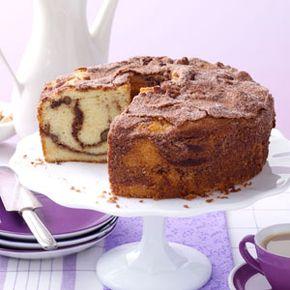 Cinnamon Coffee Cake - Pinterest : @mariaaeleana ♡
