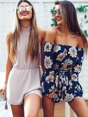 50 Popular And Trending Summer Outfits Of Showpo Label - Playsuit Party                                                                             Source