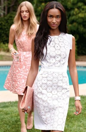 vestido de primavera