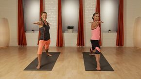 Power Up Your Yoga Routine With This 10-Minute Sequence: Yoga makes for great strength training since it also increases your flexibility.
