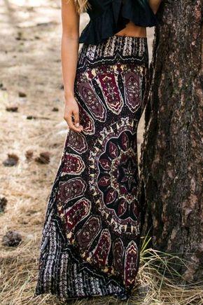 Beautiful Boho Fashion Inspirations - Beautiful Boho Fashion Inspirations - Trend To Wear