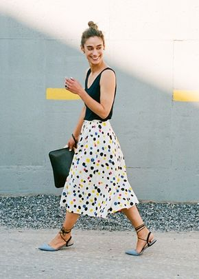 Tuesday Ten: July Style Tips - Skirt, please