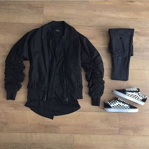 Instagram Analytics - WEBSTA @ kylescropper - 'Nothing can stop me' Askyurself bomber Zara 3/4 sleeve suede teeRepresent destroyed denim Vans old skool