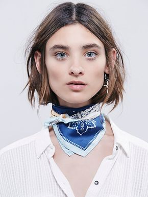 5 Cool Bandanas to Impulse-Buy This Weekend - Shop 5 of the Best Bandanas Now | StyleCaster