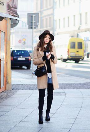 Kasia G. - overknee boots