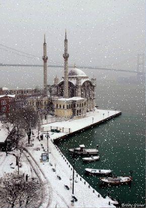 Ortaköy, Bosphorus....