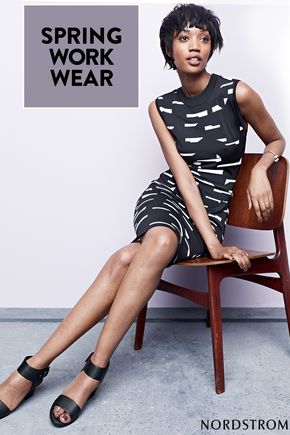 Look fashionable 24/7 with smart Spring dresses and separates at Nordstrom. Command the room with refined dresses from St. John to pencil skirts from Eileen Fisher. Whether your office is comfortable and creative, or buttoned-up and sophisticated, seasonal inspiration awaits. Shop stylish workwear and make every career move look effortless with Nordstrom today.