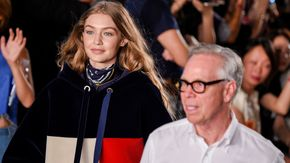 The Tommy x Gigi Show at New York Fashion Week Was Lit--Literally: Tommy Hilfiger and Gigi Hadid's much anticipated collaboration was full of A-list celebs on a hot night in Manhattan.